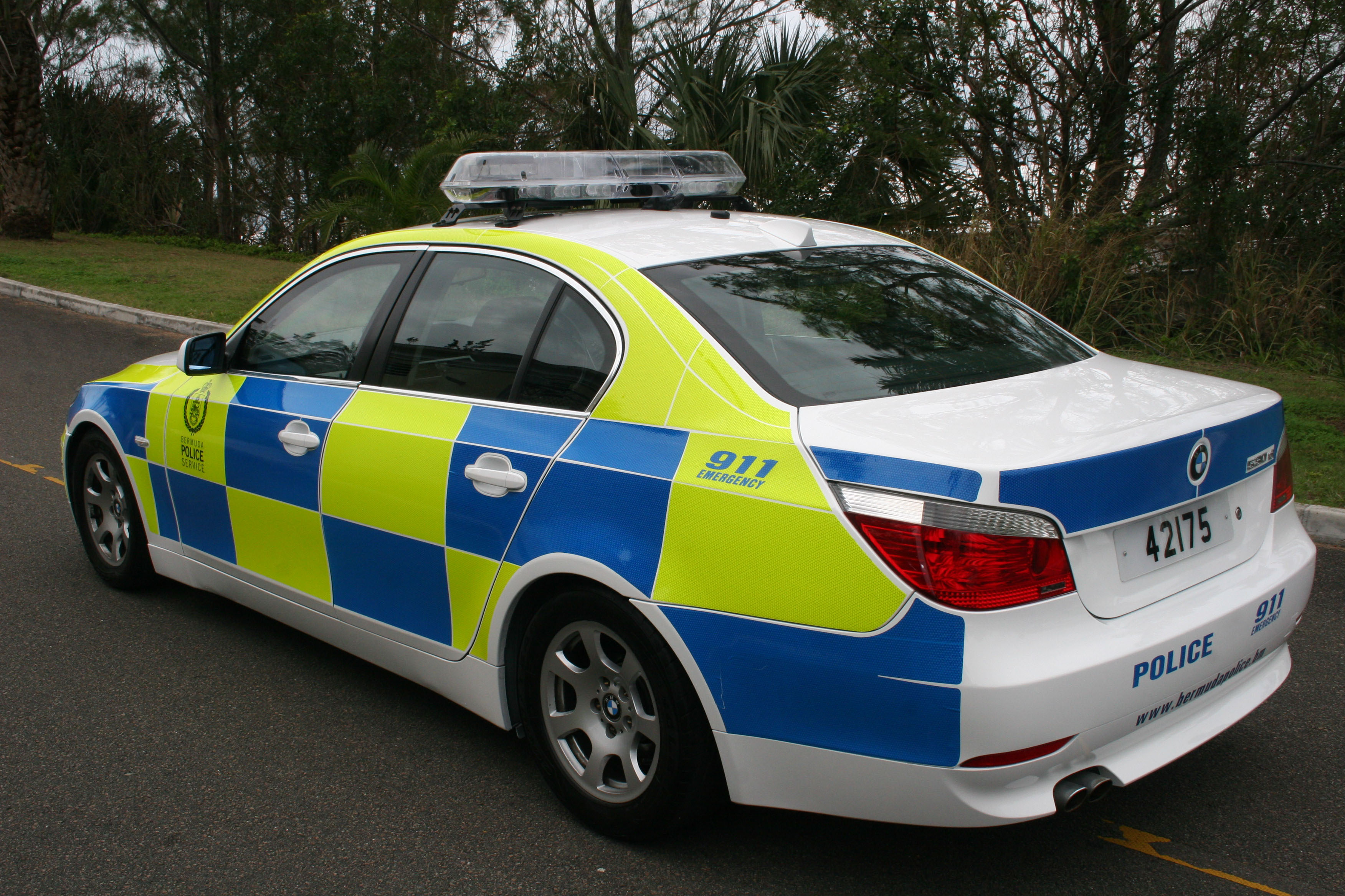 Police Car Website >> Welcome To The Bps Website Bermuda Police Service Acquires Pre